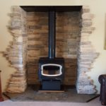 Avalon Ranier Wood Stove