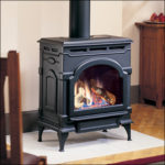 Cast Iron Gas Stove by Vermont Castings