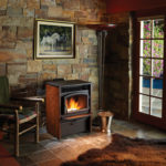 AGP Pellet Stove by Lopi