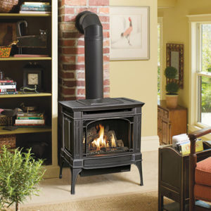 Berkshire GS2 Gas Stove by Lopi