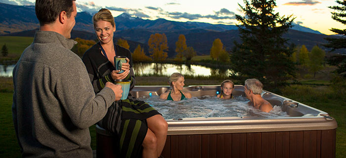 Spa sales and service in Sonora, CA